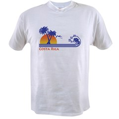 Costa Rica Value T-shirt