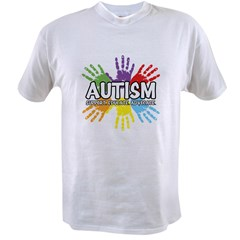 Autism Value T-shirt