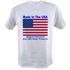 Made In The USA Value T-shirt