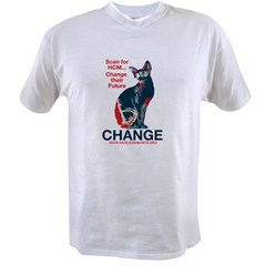 CHANGE - HCM Awareness Value T-shirt