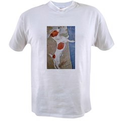 A Jack Russell Terrier Value T-shirt