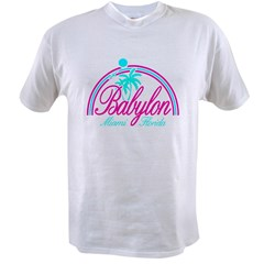 Babylon Club Value T-shirt