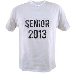 Grunge Senior 2013 Value T-shirt