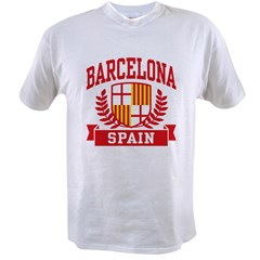 Barcelona Value T-shirt