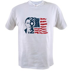 Obama 2012 Value T-shirt