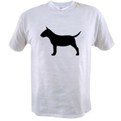Mini Bull Terrier Value T-shirt