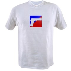 Call of Duty Emblem Gun Value T-shirt