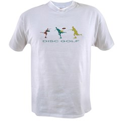 Disc Golf Triple Play Value T-shirt