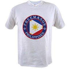 Filipino Masons Value T-shirt