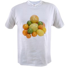 Some Citrus Fruit On Your Value T-shirt
