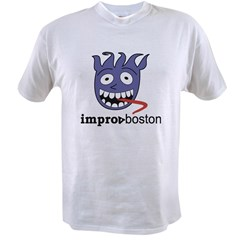 ImprovBoston Value T-shirt