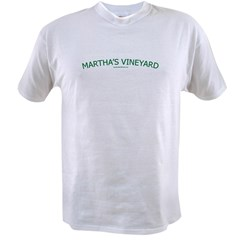 Martha's Vineyard (Green) - Value T-shirt