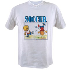 Soccer! Value T-shirt