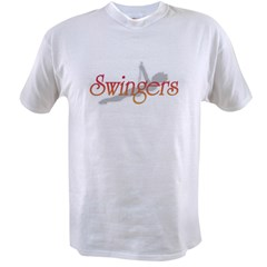 Swingers Ash Grey Value T-shirt