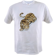 Jaguar Ash Grey Value T-shirt