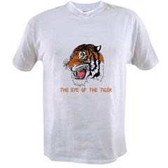 Eye of the tiger Value T-shirt