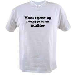 Be An Auditor Value T-shirt