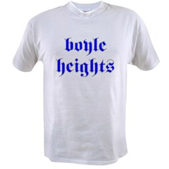 Boyle Heights Ash Grey Value T-shirt