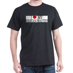 Tibetan Mastiff Dark T-Shirt