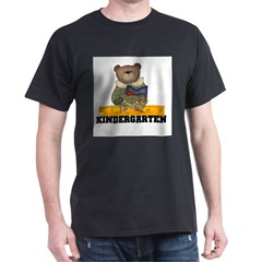 Bear Kindergarten Dark T-Shirt