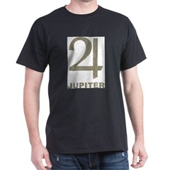 Vintage Jupiter Dark T-Shirt