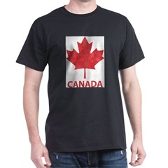 Vintage Canada Dark T-Shirt