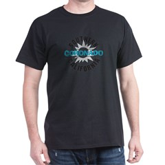 Coronado California Dark T-Shirt