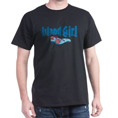 Island Girl 2 Dark T-Shirt