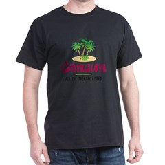 Cancun Therapy - Dark T-Shirt