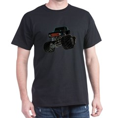 Monster Crawler II Dark T-Shirt
