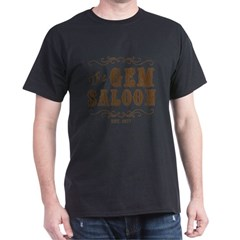 The Gem Saloon Dark T-Shirt