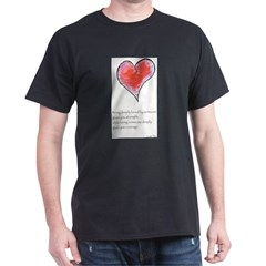 Love Deeply Dark T-Shirt