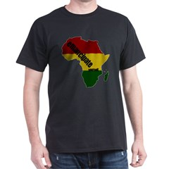 Emancipate Yourself Tee (white) Dark T-Shirt