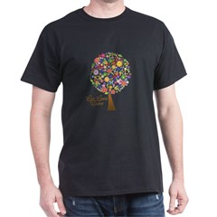 let-love-grow Dark T-Shirt