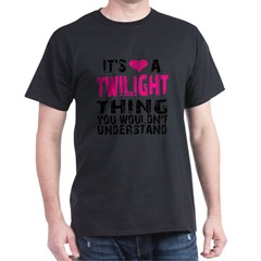 Twilight Thing v2 Dark T-Shirt