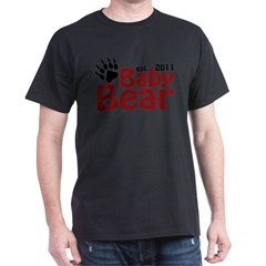 Baby Bear Est 2011 Dark T-Shirt