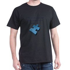 Pure Light, Perfect Diamond Dark T-Shirt