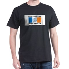 New York City Marathon Dark T-Shirt