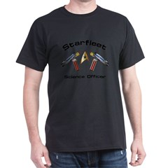 Starship Enterprise Dark T-Shirt