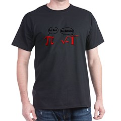 Get Real, Be Rational Dark T-Shirt