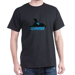 Therapy Teams Dark T-Shirt