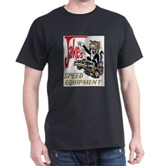 JAKE SPEED LARGE Dark T-Shirt