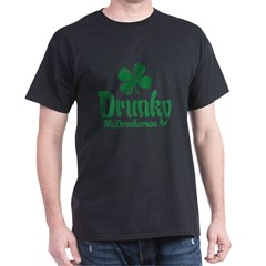 Drunky McD Dark T-Shirt