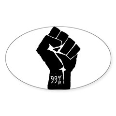 99 % Fi Sticker (Oval 50 pk)