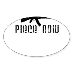 Rectangle Sticker (Oval 50 pk)