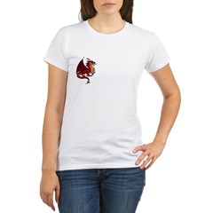 Dragons Organic Women's T-Shirt