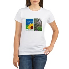 Eye on Gardening Tropical Plants Organic Women's T-Shirt