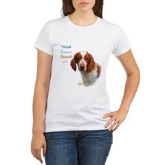Welsh Springer Best Friend Organic Women's T-Shirt