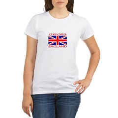 oxfordujbk Organic Women's T-Shirt