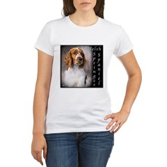Welsh Springer Spaniel Organic Women's T-Shirt
